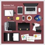 Herramienta del negocio Imagen de archivo