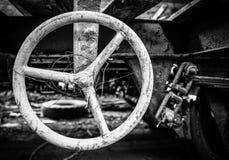 Herramienta oxidada vieja Imagen de archivo