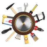 Herramientas Imagen de archivo libre de regalías