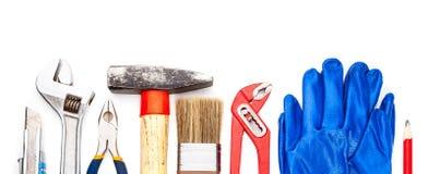 Herramientas de DIY Imagen de archivo libre de regalías