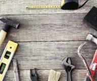 Herramientas de DIY Fotografía de archivo libre de regalías