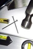 Herramientas de la carpintería