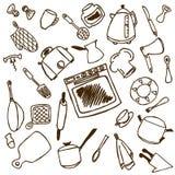 Herramientas de la cocina Libre Illustration