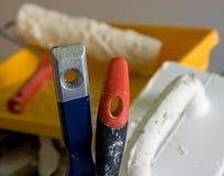 Herramientas de la construcción Imagenes de archivo