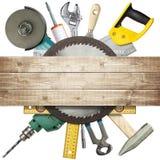 Herramientas de la construcción Imagen de archivo