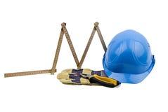Herramientas de la construcción Fotografía de archivo