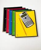 Herramientas de la escuela Imagen de archivo