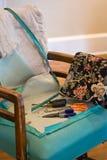 Herramientas de la tapicería Fotos de archivo