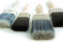 Herramientas de los pintores Fotos de archivo