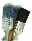 Herramientas de los pintores foto de archivo libre de regalías