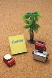 Herramientas de viaje foto de archivo libre de regalías