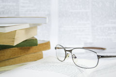 Herramientas del estudiante imagenes de archivo