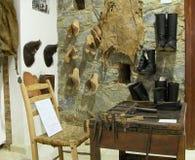 Herramientas del fabricante de zapato Fotografía de archivo libre de regalías
