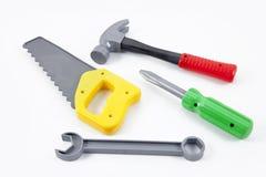Herramientas del juguete Imagen de archivo libre de regalías