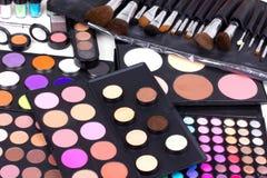 Herramientas del maquillaje Fotos de archivo libres de regalías