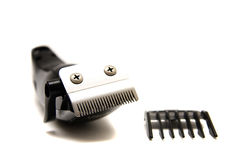 Herramientas del peluquero Imagenes de archivo