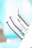 Herramientas dentales fotografía de archivo
