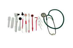 Herramientas médicas fotografía de archivo