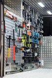 Herramientas mecánicas del taller Fotos de archivo