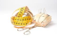 Herramientas para coser Imágenes de archivo libres de regalías