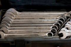 Herramientas para el coche Imagen de archivo libre de regalías