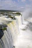 Herramientas para la cascada Iguacuwalls Fotos de archivo libres de regalías