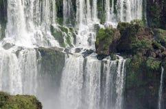 Herramientas para la cascada Iguacuwalls Imagenes de archivo