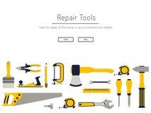 Herramientas para la reparación Foto de archivo