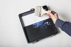 Herramientas para la reparación del apartamento Imágenes de archivo libres de regalías