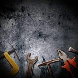 Herramientas para las reparaciones foto de archivo libre de regalías