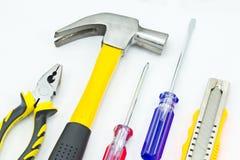Herramientas para los técnicos. Fotografía de archivo libre de regalías