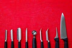 Herramientas para tallar Foto de archivo libre de regalías