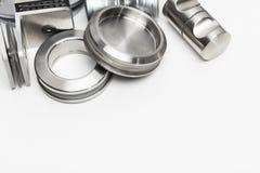 Herramientas y accesorios de las puertas Foto de archivo libre de regalías