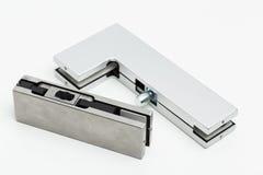 Herramientas y accesorios de las puertas Fotografía de archivo libre de regalías