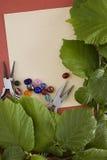 Herramientas y artículos para la joyería Imagen de archivo