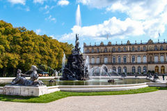 Herrenchiemsee Royalty Free Stock Photo