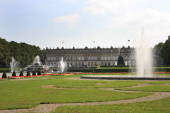 Herrenchiemsee Palace Royalty Free Stock Images