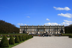 Herrenchiemsee Palace Stock Images