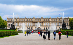 Herrenchiemsee Royalty Free Stock Image