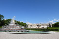Herrenchiemsee palace, Germany Stock Photo