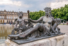 Herrenchiemsee Royalty Free Stock Photography