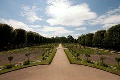Herrengarten Darmstadt Royaltyfria Bilder