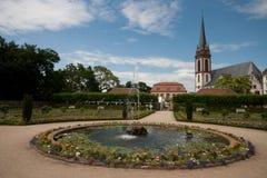Herrengarten Darmstadt Stock Images