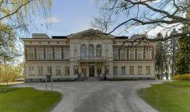 Herrenhaus Stockfotos