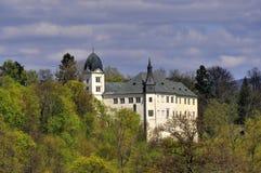 Herrenhaus Hruby Rohozec Stockbild