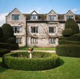 Herrenhaus in Warwickshire, England Stockbilder
