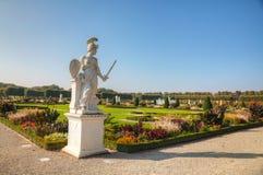 The Herrenhausen Gardens in Hanover, Germany Stock Images