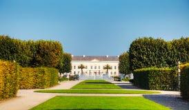 The Herrenhausen Gardens in Hanover, Germany Royalty Free Stock Image