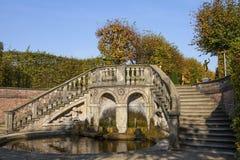 Herrenhauser Garten 免版税库存图片