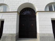 Herrenhaustür Lizenzfreie Stockbilder